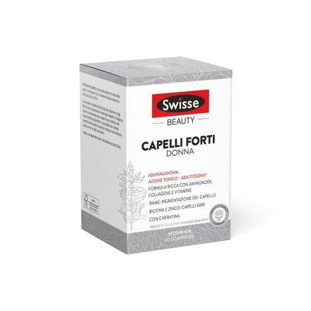 SWISSE CAPELLI FORTI DONNA