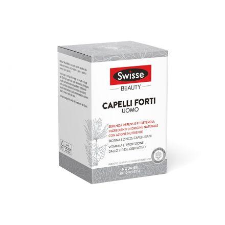 SWISSE CAPELLI FORTI UOMO
