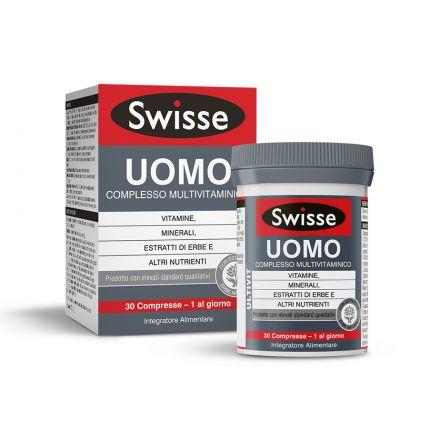 SWISSE MULTIVITAMINICO UOMO