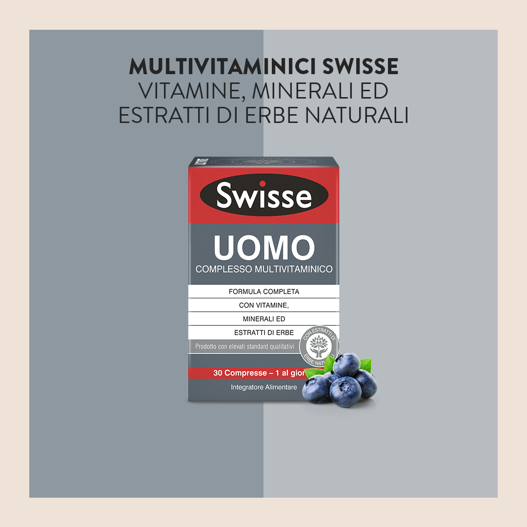 Multivitaminici Swisse