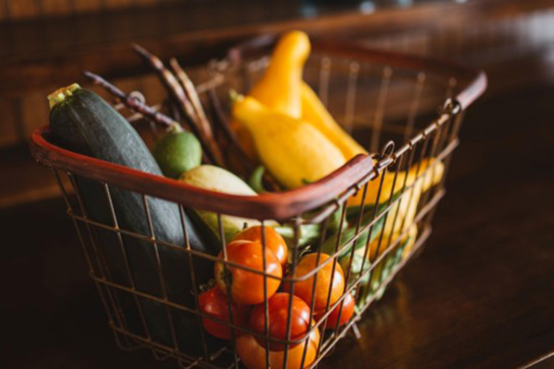 Verdura cestino